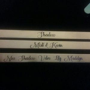 Jewelry - Custom engraved bracelets